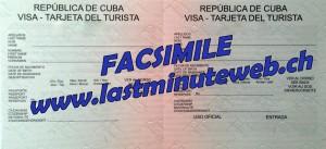 Visto di ingresso Cuba