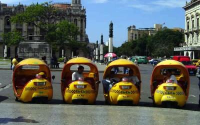 Noleggiate auto a Cuba